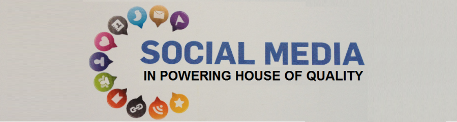 Social Media & House of Quality_Banner